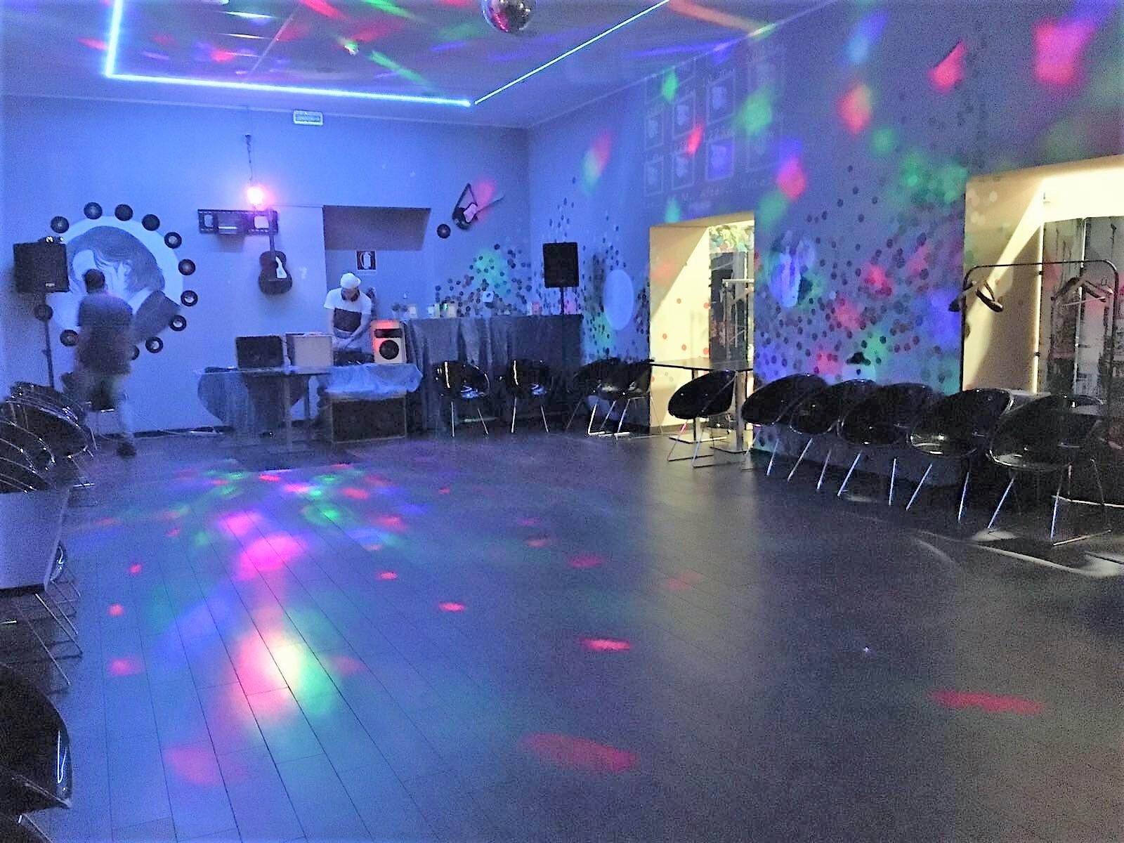 festa 18 anni milano sala privata